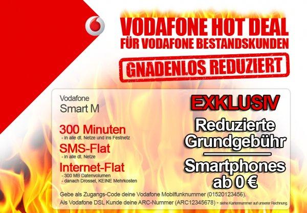 [TalkThisWay] Für Bestandskunden - VF Smart M für eff. 2,99 €/Monat