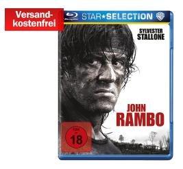 John Rambo [Blu-ray] für 6€ @Media Markt