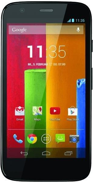 Motorola Moto G 8GB mit gut nutzbarem Tarif (O2 Netz) für 9,95€/Monat @eteleon
