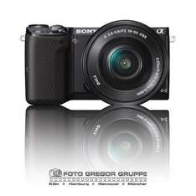 Sony NEX-5T Kit [Foto Gregor lokal + online]