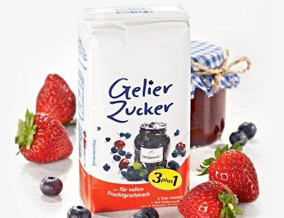 Aldi Süd Gelierzucker 3 plus 1 500g ab 08.05.2014 für 0,89 Euro