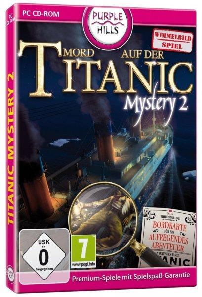 Titanic Mystery 2 - Mord auf der Titanic - Gratis Wimmelbildspiel zum Download