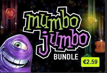 Bundlestars - Mumbo-Jumbo Bundle - 10 Steamkeys - 2,59 €