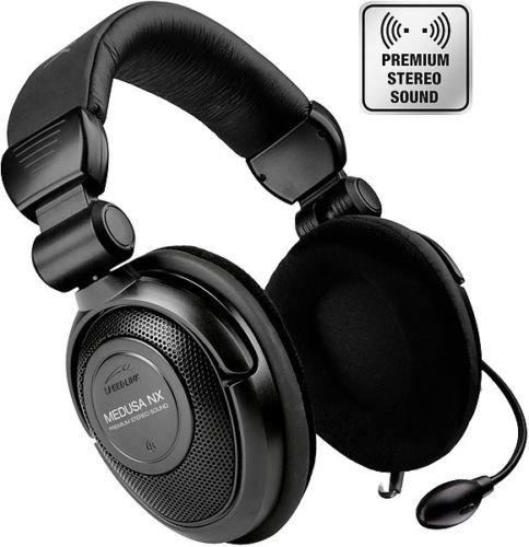 47 % günstiger! Medusa Stereo Headset (B-Ware), 14,99€ auf eBay oder MeinPaket Idealo = 27,90€
