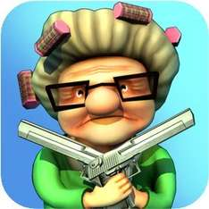 [iOS] Gangster Granny kostenlos @ iTunes
