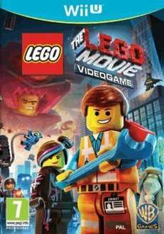 Nintendo Wii U - The LEGO Movie Videogame für €25,72 [@Base.com]