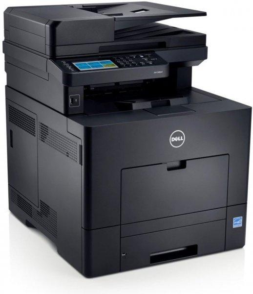 Dell C2665dnf netzwerkfähiger Multifunktions-Farblaserdrucker mit Duplexfunktion (Scanner, Kopierer, Drucker & Fax) @ Amazon-Deals