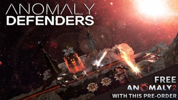 """""""Anomaly: Defenders"""" vorbestellen, 10% sparen und """"Anomaly 1 & 2"""" kostenlos dazu bekommen"""