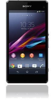 Sony Xperia Z1 Compact (schwarz) bei BASE für 349€