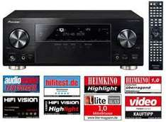 [Media Markt] PIONEER VSX-923-K (schwarz),7.2 AV-Receiver,7x150 Watt,3D,Airplay, Steuerung via App,HDMI-CEC, 4K Ultra HD Video Scaler