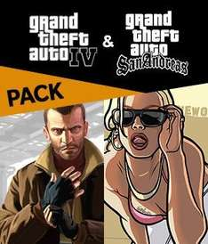 [Steam] Rockstar Week @GMG z.B. mit GTA IV+San Andreas und L.A. Noire The Complete Edition für je 5,99 €; GTA III, Vice City und Bully für je 2,49 €