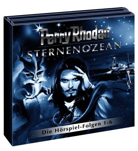 Perry Rhodan - Sternenozean, Hörspiel - Folge 1-6