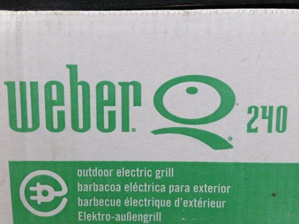 Weber Q240 Elektro Grill