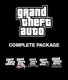 [Steam] Complete GTA Bundle