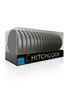 [jpc.de] Hitchcock Collection [Blu-ray] [Limited Edition] für 99,99 € inkl. Vsk