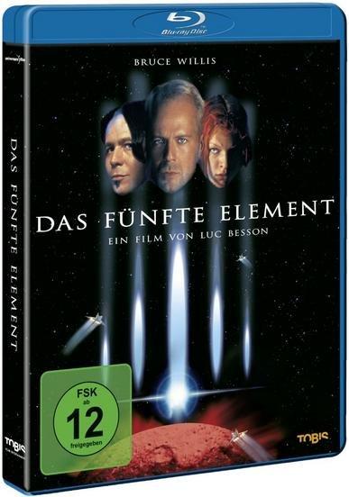 (AmazonPrime) Das Fünfte Element (Blu-ray) IMDb: 7,6