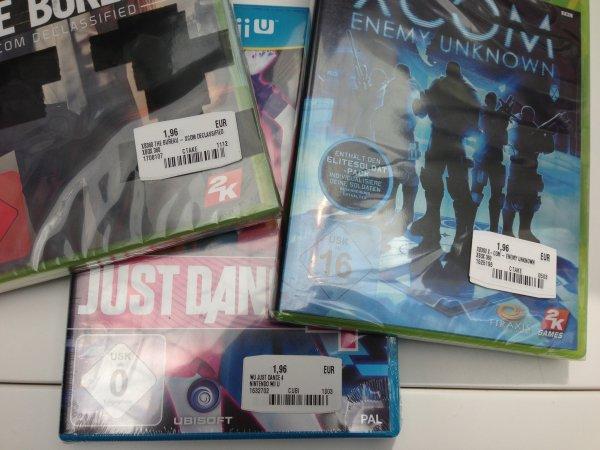Einige Spiele extrem günstig - Media Markt Leipzig