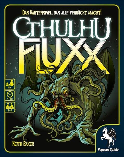 Cthulhu Fluxx von Pegasus @Amazon Prime, sonst + 3 Euro Versand