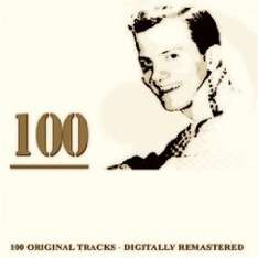 Amazon MP3 Album  - Pat Boone 100 (100 Original Songs Digitally Remastered)