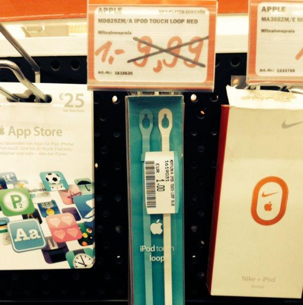 [Lokal] MM Mühldorf am Inn, iPod Touch Loop für 1€