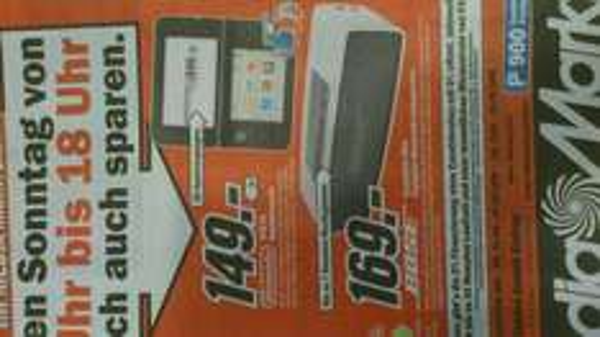 Lokales Angebot Media Markt Erding Nintendo 3DS XL (Schwarz, Weiß, Blau, Rot) 149,-€