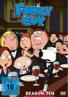 Family Guy Staffel 10 bei Amazon (Prime oder Hermes)
