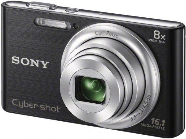 [Lokal WHV] Sony DSC W-730-B 16 MP Digitalkamera
