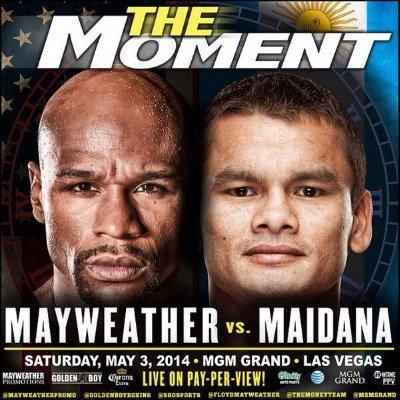 [BOXEN] Mayweather vs Maidana [ab 03:00 auf DMAX]
