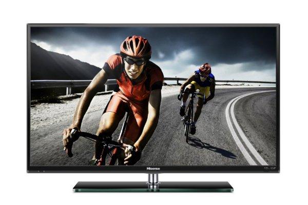 """Hisense LTDN40K166WSEU für 208€ - 40"""" Fernseher (200Hz, DVB-T/C/S2, SMART TV, WLAN)"""