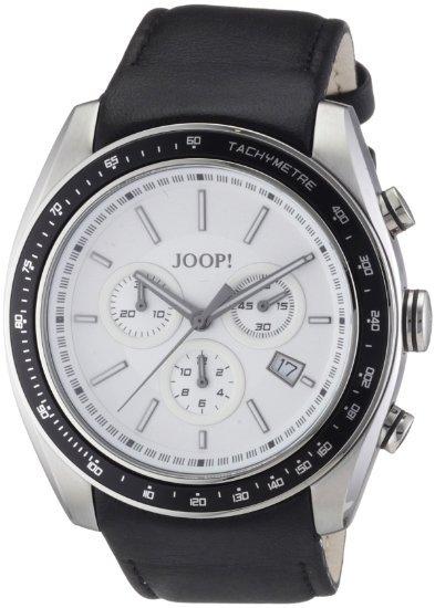 Joop! Herren-Armbanduhr XL Chronograph Lederarmband JP100431002U für 81.70 € @Amazon NP 140 €