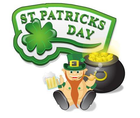 Flug St. Patricks Day in Dublin mit Ryanair / verschiedene deutsche Flughäfen