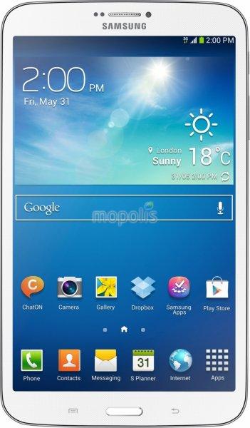 Samsung Galaxy Tab3 8.0 mit WiFi und 16 GB