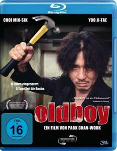 [Amazon] Oldboy (BluRay) ab 4,97 Eur