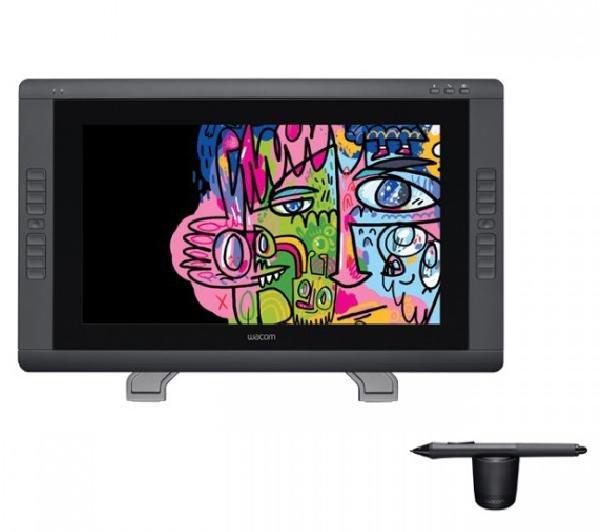 Wacom Cintiq 22HD Touch - Grafik-Tablet für 1599€ @ Pixmania