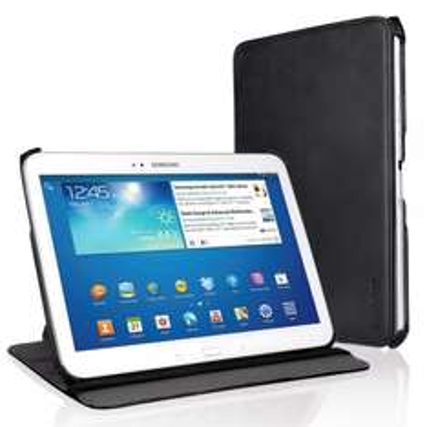 EasyAcc® Schutzhülle für Samsung Galaxy Tab 3 10.1 Flip Case