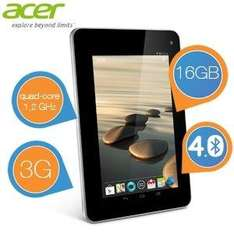"Acer Iconia B1-711 - 7"" Tablet 16GB 3G für 125,90€ @ iBOOD"