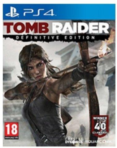 Nur heute - Tomb Raider Definitive Edition (PS4) für 32,77 € inkl. Versand & deutscher Sprache @ TheGameCollection.net
