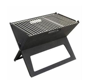 EWT Notebook Grill schwarz, Holzkohlegrill für 19,99 inkl. Versand @ebay (redcoon)