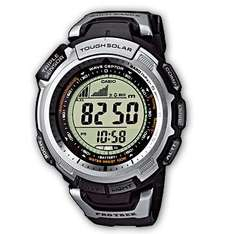 Casio Digital Quarz PRW-1300-1VER  (Funk- und Solaruhr - Amazon.de)
