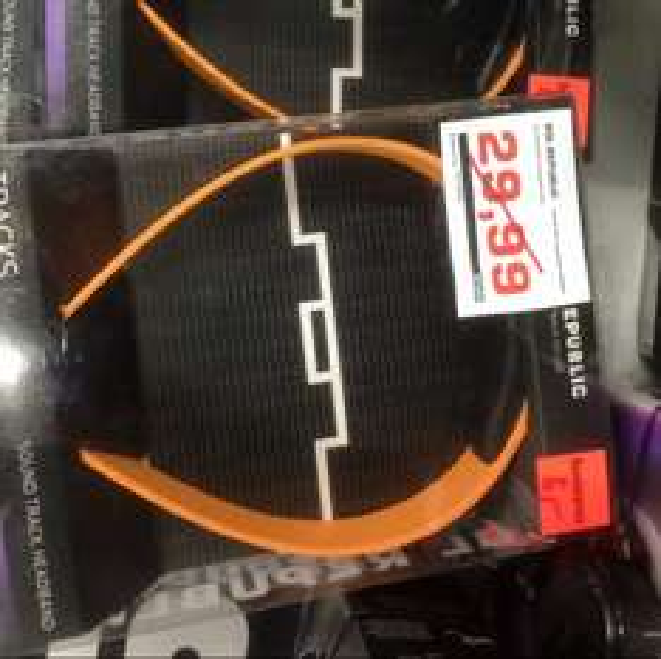 SOL TRACK Kopfhörerband für 5 € anstatt 29.99 @Saturn Riem Arcaden [evtl. Auch andere ?]