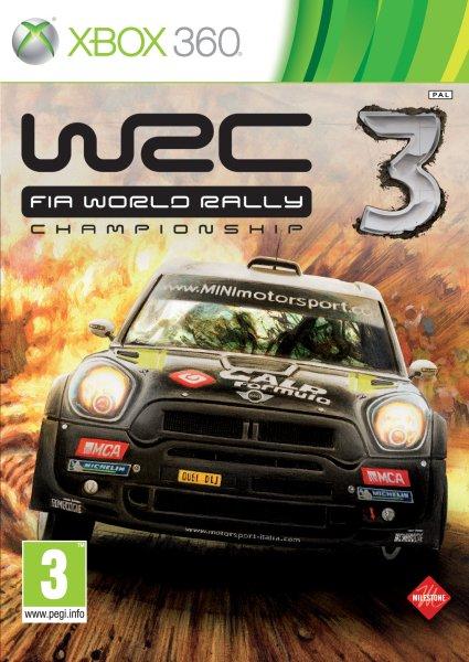 XBox 360 - WRC 3: FIA World Rally Championship für €12,14 [@Zavvi.com]