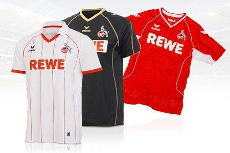 ( Groupon) Original erima 1. FC Köln Trikot 2012/13 in vers. Varianten &  Größen ab 19,99 € (bis zu 64% sparen*)