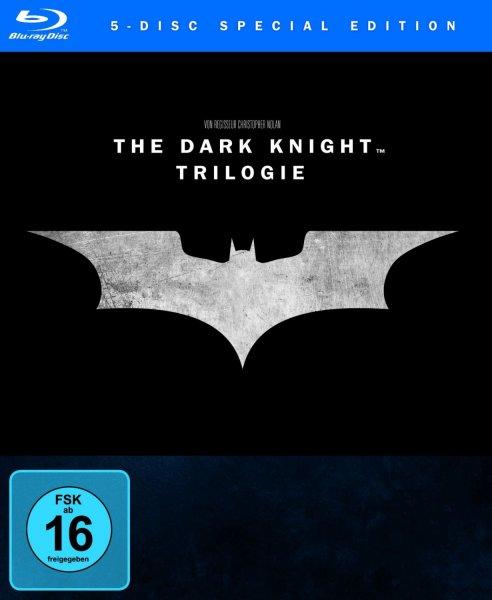 [Blu-ray] The Dark Knight Trilogy, -Returns, Casino Royale, Band of Brothers @ Alphamovies.de