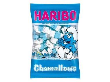 HAribo Schlümpfe Chamellows bei Lidl für 0,99 €