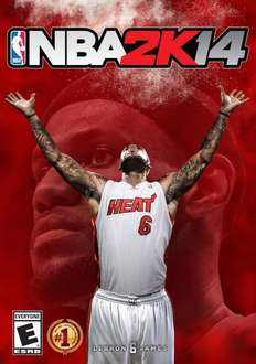 [Steam] NBA 2K14 (5,40€) @ Amazon.com