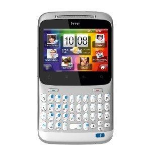 HTC ChaCha Facebook Handy mit Vertrag für insgesamt 194 Euro (nur Junge Leute)