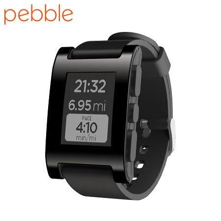 17 € Rabatt für Pebble Smartwatch schwarz bei MobileFun (145,67€)