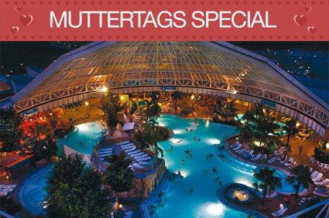 2 Übernachtungen 4* Hotel & 1 Tagesticket für die Therme Erding 99€