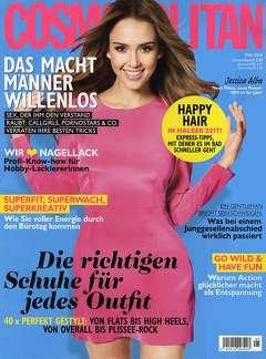 6 Monate Cosmopolitan rechnerisch für 0,00 Euro (mit Gutschein)