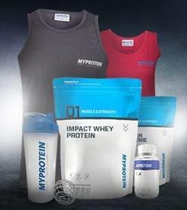 Today - 50% bei Myprotein Bestellung sparen  (Whey + Protein)